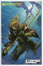 Dark Nights Death Metal #2 * Variant * Finch Aquaman cover New