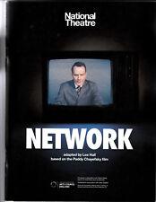 BRYAN CRANSTON - 1 Network programme, 1 Flyer ,1 Cast list ,1 USED ticket