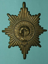 SCARCE COLDSTREAM GUARDS VALISE BADGE - 100% ORIGINAL GUARANTEED!!!