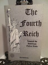 LN The Fourth Reich Toward An American Police State Don McAlvany Survive Coming