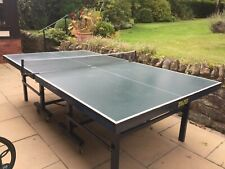 Talco Megatop full size indoor table tennis table in good condition
