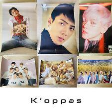 Official KPOP Poster - EXO PENTAGON BTS SuperM StrayKids ATEEZ IZONE MONSTA X