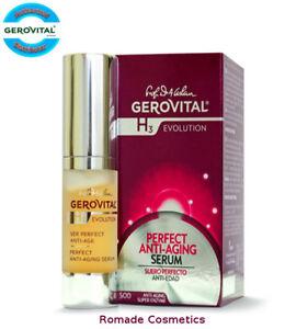 Gerovital H3 Evolution Perfect Anti-aging Serum, 15 ml, 45+, Hyaluronic Acid