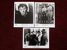 The Wrath of God '72 Photos Set of 3 Robert Mitchum Frank Langella Rita Hayworth