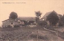SAINT-MARCELLIN château de mollard