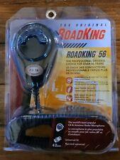 RoadKing 56 Rk564P Black 4-Pin Dynamic Noise Canceling Cb Mic w/ Black Cord