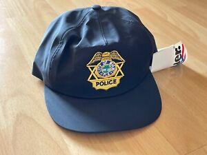 Miami Police Department Cap BLAUER official cap - Gore-Tex GTX 9150-20 NEU