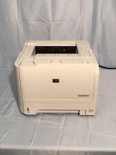 HP LaserJet P2035n Printer 30 PPM 1200 x 1200 dpi TESTED CE462A
