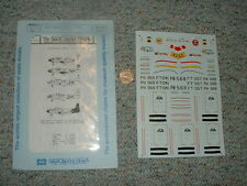 Microscale  decals 1/72 72-0142 F-80 Shooting Stars 62 61 94 FS 412FG   F141