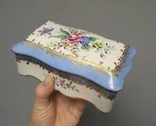 Ancienne Bonbonnière en céramique de limoges.