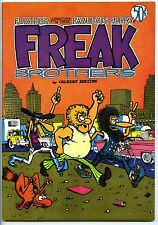 FREAK BROTHERS #2 - 3rd printing - 9.0, OW - High grade!