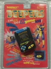 Tiger Electronics BEEPERS FEARSOME FIGHTERS LCD Handheld Game 1996 NEW SEALED
