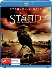 Stephen King The Stand Blu-ray Gary Sinise Molly Ringwald