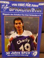 FC Schalke 04 - Sprachrohr Magazin von Fans für Fans #117 S.F.C.V. + Charly /525