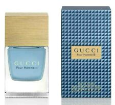 Gucci Pour Homme II Cologne for Men 50ml EDT Spray Discontinued