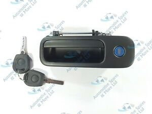 For VW Transporter T5 Rear Tailgate Exterior Outer Door Handle With Lock & Keys