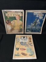 Needlecraft Gift-Book 1927-1928 Woman's Home Journal 1930 August June Lot