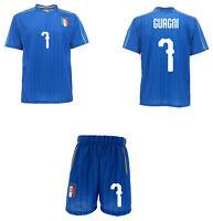 Completo Italia Guagni Maglia + Pantaloncini FIGC  Mondiali 2019 femminile
