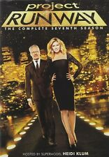 PROJECT RUNWAY TV SERIES COMPLETE SEVENTH SEASON 7 New Sealed 3 DVD Set