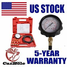 CarBole AT Engine Oil Pressure Tester Gauge Diagnostic Test TU-11A Service Kit