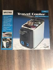 NEW!! Vector Travel Cooler & Warmer 12v DC Model # VEC221 For Camping RV Vehicle