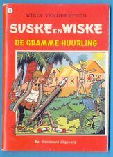 SUSKE EN WISKE : DE GFAMME HUURLING :  MINI UITGAVE N° 16  2003  : ( 9 x 13 cm )