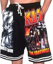 Unisex Kiss Gene Simmons K7  T-Shirt Print Shorts One Size Fits Most
