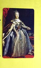 A23/2001 Telefonkarte Auflage 6000 Stück Katharina die Grosse , Berühmte Frauen