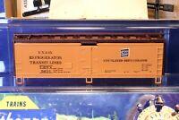40' Reefer Car Kit / Soo Line / HO Scale 5213
