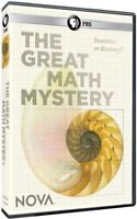 Nova: The Great Math Mystery [New DVD]