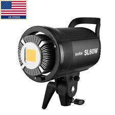 Godox SL 60W 5600K Studio Photography LED Video Light  Lighting for DV Camera