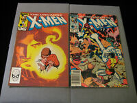 Uncanny X-Men #174 And #175 (1983 Marvel) MID GRADE