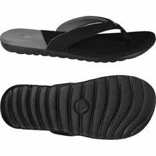 Sandalias y chanclas de hombre negras adidas