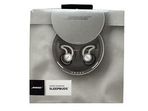Bose Noise-Masking Sleep Buds - Silver