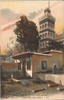 Algers, ALGERIA - Mosque & Grave of Sidi Abderrahman
