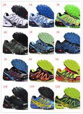 New Men's Salomon SpeedCross 3 CS running shoes outdoor off-road Athletic Shoes