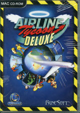 Airline Tycoon Deluxe by Spellbound Entertainment Mac version NEW & Sealed