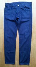 Men's G-STAR RAW Dexter JEANS blue low tapered 100% cotton W32 L32 VGC