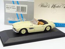 Minichamps 1/43 - BMW 507 Cabriolet ouvert Crème