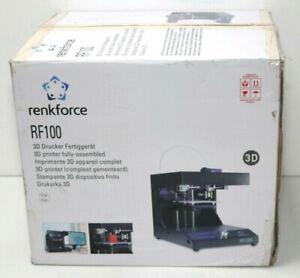 Renkforce RF100 3D Drucker