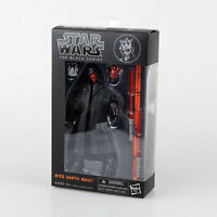 "Darth Maul Star wars the Black Series 6"" Action Figure NEW IN BOX"