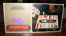 Vintage 1975 Backgammon Game by Selchow & Righter Co. - Very Nice and Clean!
