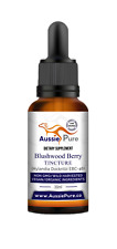 Aussie Pure Blushwood Berry Tincture 30ML *Lab Certified *Immune & Cell Support