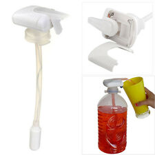 Magic Tap Electric Automatic Water & Drink Juice Beverage Dispenser Spill Proof