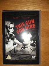 This Gun for Hire DVD. Great Film Noir