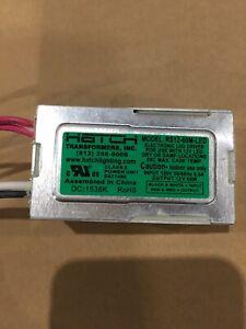 Hatch RS12-60M-LED • 120V 12V 60 W small LED driver