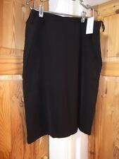 1 X LADIES / TEENS CHANGES BY TOGETHER BLACK SKIRT SZ16, BNWT BARGAIN LOW START