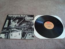 Louie Bellson & The Explosion Orchestra Sunshine Rock EX LP Pablo
