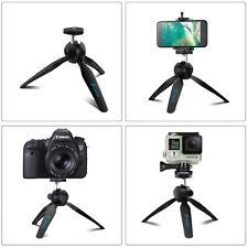 Fugetek Mini Tripod For Gopro, Smartphone, Compact Camera & DSLR, Includes Mount