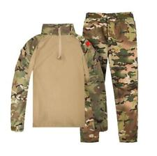 New Kids Child Tactical Uniform Boys Military Training Jacket+Pant Outfits Gift